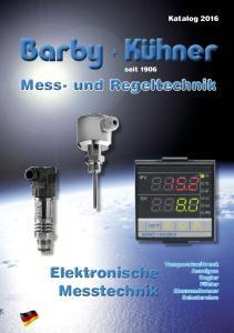 Elektronische Messtechnik