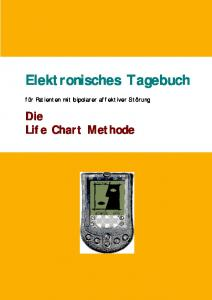 Elektronisches Tagebuch