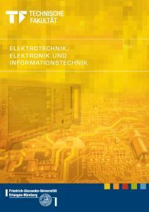 ELEKTROTECHNIK, ELEKTRONIK UND INFORMATIONSTECHNIK
