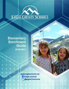 Elementary Enrollment Guide