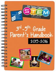 Elementary STEM Fair Project Guidelines and Regulations