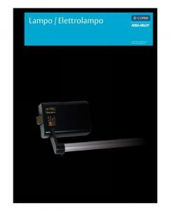 Elettrolampo. ASSA ABLOY, the global leader in door opening solutions
