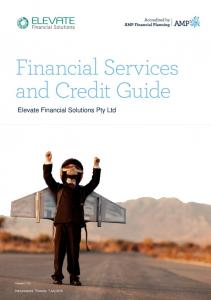 Elevate Financial Solutions Pty Ltd