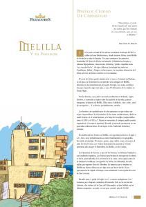 ELILLA. Melilla: Ciudad De Ciudadelas. MY su Parador