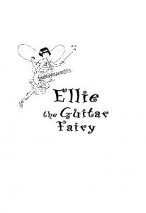 Ellie. the Guitar. Fairy