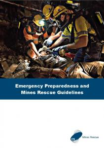 Emergency Preparedness and Mines Rescue Guidelines