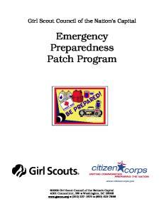 Emergency Preparedness Patch Program