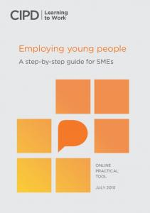 Employing young people