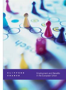 Employment and Benefits in the European Union