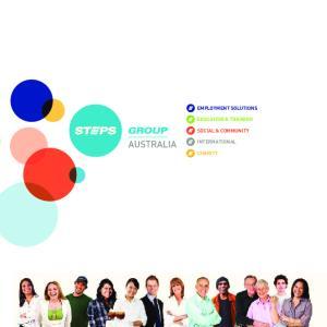 EMPLOYMENT SOLUTIONS EDUCATION & TRAINING SOCIAL & COMMUNITY INTERNATIONAL CHARITY