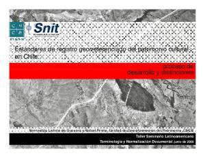 en Chile: proceso de desarrollo y distinciones