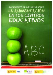 EN LOS CENTROS EDUCATIVOS