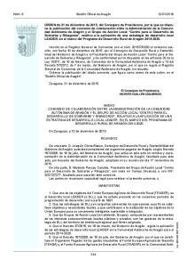 En Zaragoza, a 10 de diciembre de REUNIDOS MANIFIESTAN