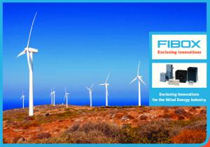 Enclosing Innovations for the Wind Energy Industry