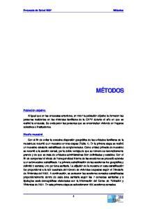 Encuesta de Salud 2007