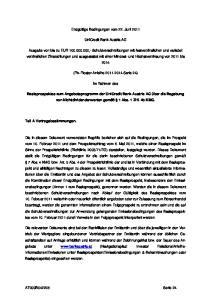 Endgültige Bedingungen vom 22. Juni UniCredit Bank Austria AG