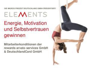 Energie, Motivation und Selbstvertrauen gewinnen