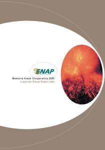 Energy. Grupo de Empresas ENAP