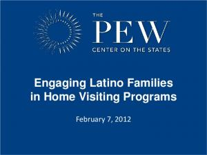 Engaging Latino Families in Home Visiting Programs