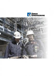 ENGINEERING INTEGRATION CONSTRUC TION SERVICES