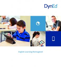 English Learning Reimagined