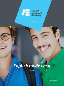English made easy elc.edu.au