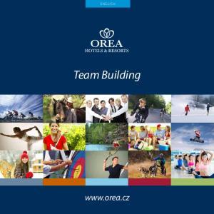 ENGLISH. Team Building
