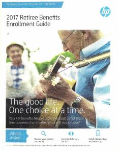 Enrollment Guide Retiree Benefits. . Important changes for Explore your options and enroll. Helpful information and resources
