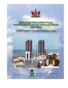 Enterprise Development Policy and Strategic Plan