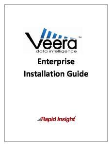Enterprise Installation Guide