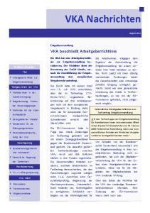 Entgeltumwandlung. Die VKA hat eine Arbeitgeberrichtlinie. Die Richtlinie dient der Umsetzung des EuGH-Urteils, wonach