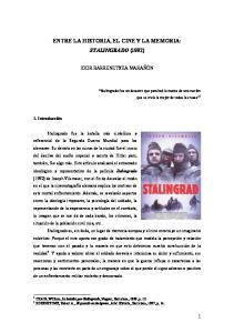 ENTRE LA HISTORIA, EL CINE Y LA MEMORIA: STALINGRADO (1992)