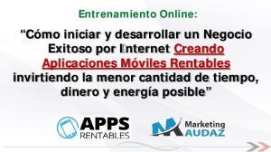 Entrenamiento Online: