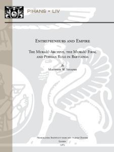 Entrepreneurs and Empire