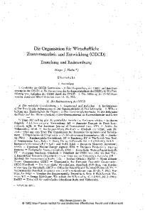 Entstehung und Rechtsordnung