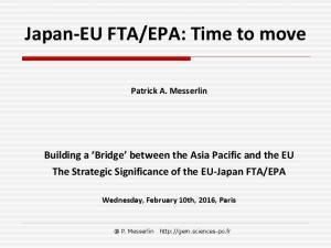 EPA: Time to move