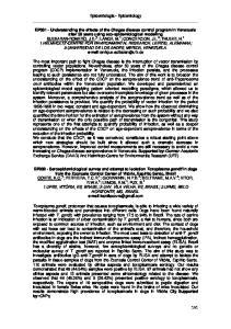Epidemiologia - Epidemiology