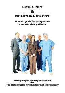 EPILEPSY & NEUROSURGERY