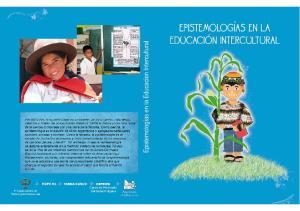 EPISTEMOLOGIAS EN LA EDUCACION INTERCULTURAL