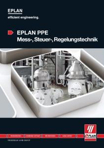 EPLAN PPE Mess-, Steuer-, Regelungstechnik