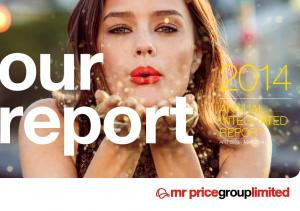 eport ANNUAL INTEGRATED REPORT APR MAR 2014