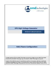 EPS High-Voltage Generator