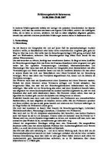 Erfahrungsbericht Salamanca