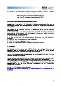 Erläuterungen zum Themenbereich Geophysik der INSPIRE Datenspezifikation Geologie (v3.0)