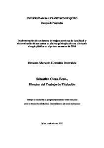Ernesto Marcelo Hermida Iturralde