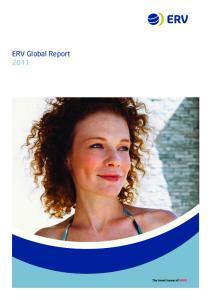 ERV Global Report 2011