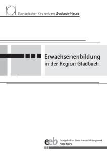 Erwachsenenbildung in der Region Gladbach