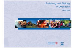 Erziehung und Bildung in Offenbach