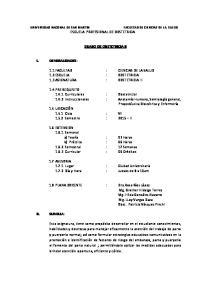 ESCUELA PROFESIONAL DE OBSTETRICIA SILABO DE OBSTETRICIA II