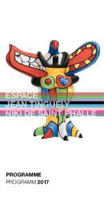 ESPACE JEAN TINGUELY NIKI DE SAINT PHALLE